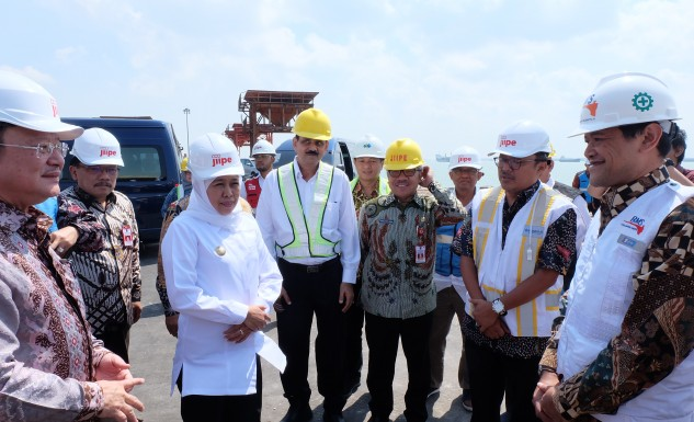 Governor Khofifah: JIIPE Becomes an Important Part of East Java