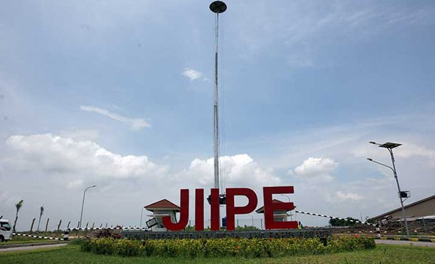 Ministry of Industry Supports Investment in Industrial Estates, One of East Java Industrial Estates JIIPE