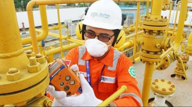 Natural Gas: Main Energy in the East Java Industrial Zone JIIPE that is Cleaner and More Efficient