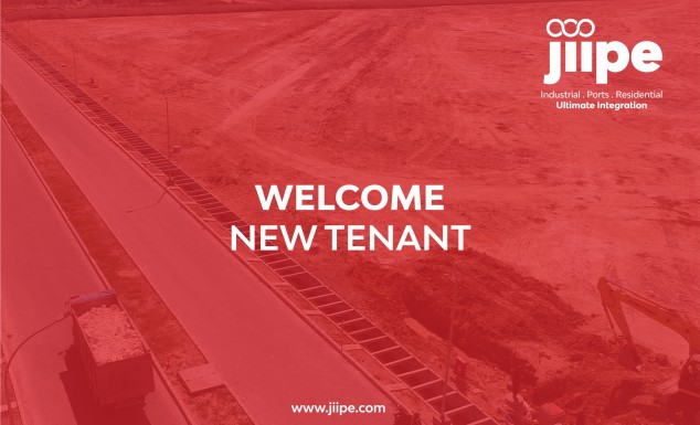 Congratulations on joining JIIPE, the new tenants